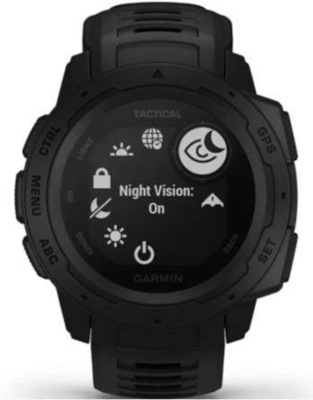 garmin Instinct tactical ediiton nero 010-02064-70