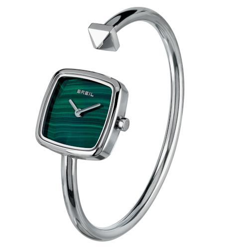 Orologio – Breil B-Rock Donna Pietra Malachite TW1832