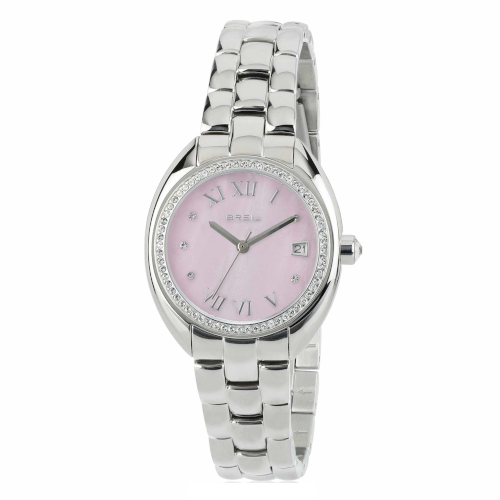 Orologio – Breil Claridge Donna Madreperla Rosa TW1699