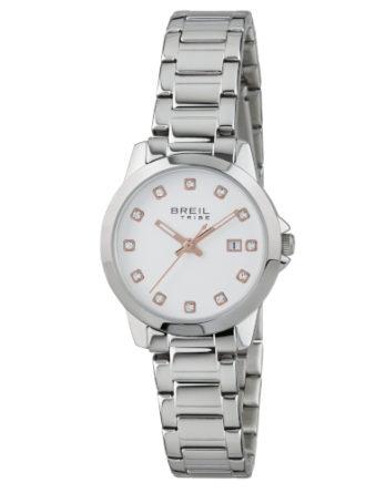 Orologio – Breil Classic Elegance Donna Bianco EW0410