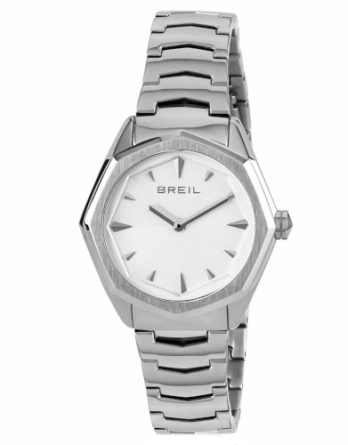 Orologio – Breil Eight Slim Donna Bianco TW1700