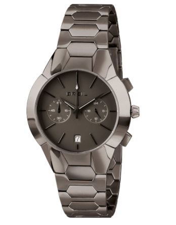 Orologio – Breil New One Chrono Donna Gun Lucido TW1851_1