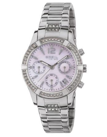 Orologio – Breil Donna C'est Chic Cronografo Madreperla Rosa EW0425