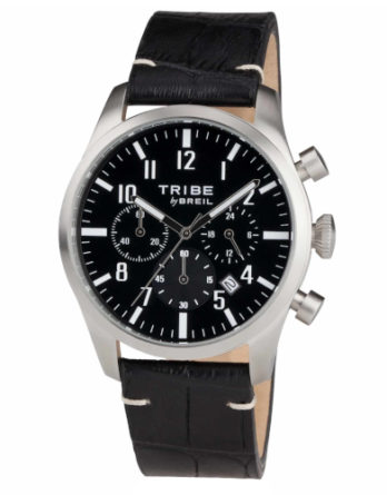 Orologio - Breil Uomo Classic Elegance Cronografo Nero EW0192