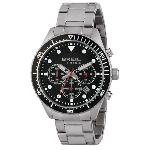 Orologio - Breil Uomo Cronografo Nero EW0444