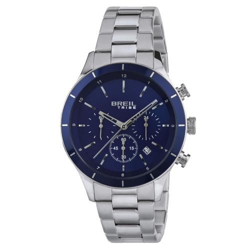 Orologio - Breil Uomo Dude Cronografo Blu EW0445