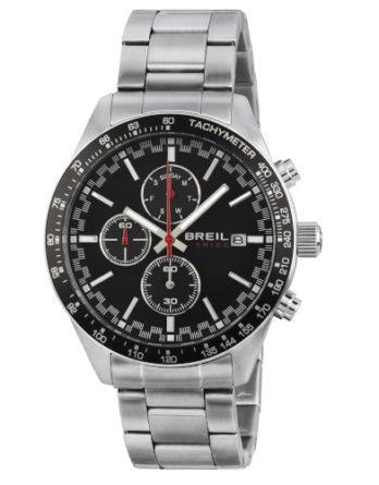 Orologio - Breil Uomo Fast Cronografo Nero EW0461