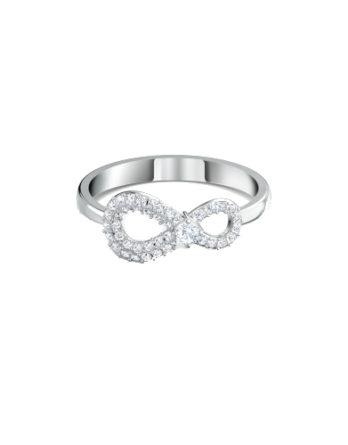 Anello – Swarovski Bianco Rodio 5535396_1