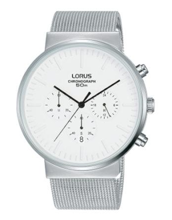 Orologio – Lorus Cronografo Uomo Dress RT375GX9 Acciaio