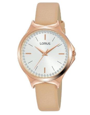 Orologio - Lorus Donna Classic RG282QX9 Beige