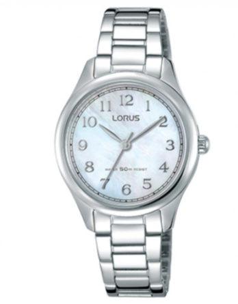 Orologio - Lorus Donna Classic RRS15WX9 Madreperla Acciaio
