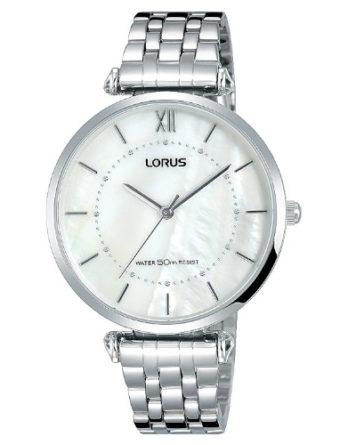 Orologio - Lorus Donna Lady RG297MX9 Acciaio Madreperla