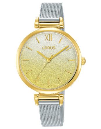 Orologio - Lorus Donna Quarzo RG234QX8 Champagne