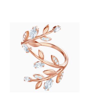 anello swarovski mayfly 5448884 misura 58 b