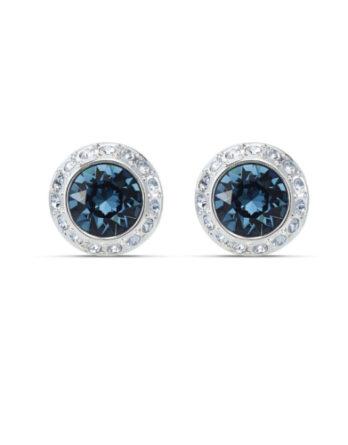orecchini swarovski stud angelic 5536770 azzurro