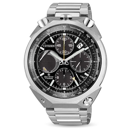 Orologio - Citizen Cronografo Uomo Bullhead AV0080-88E_5