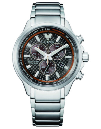 Orologio – Citizen Cronografo Uomo Supertitanio AT2470-85H_1