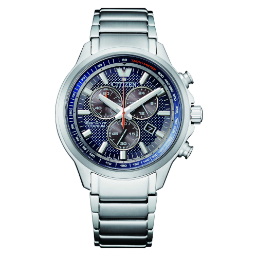 Orologio - Citizen Cronografo Uomo Supertitanio AT2470-85L