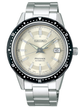 a seiko Presage SPB127J1 crown Limited Edition bianco 1