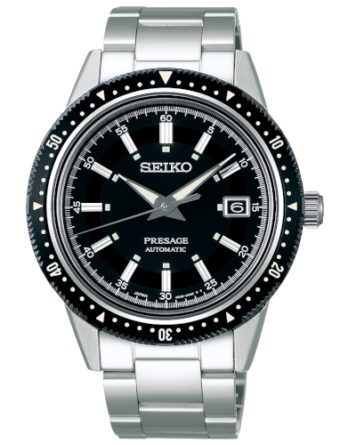a seiko Presage SPB131J1 crown Limited Edition nero 2