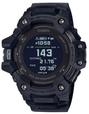 Orologio – Casio G-SHOCK GBD-H1000-1ER Nero