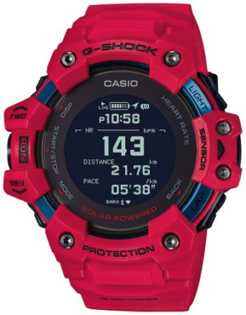 Orologio - Casio G-SHOCK GBD-H1000-4ER Rosso