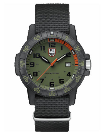 Orologio – Luminox Leatherback SEA Turtle Giant SKU XS.0337