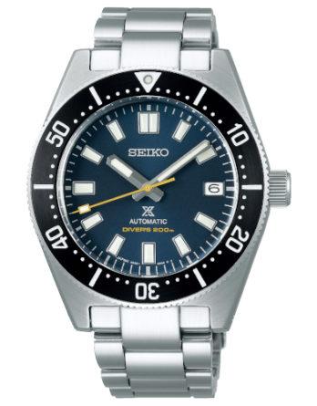 Orologio – Seiko Uomo Prospex Automatico SPB149J1 Edizione Limitata Blu Nero Acciaio