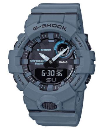 Orologio - G-Shock Uomo GBA-800UC-2AER Silicone grigio
