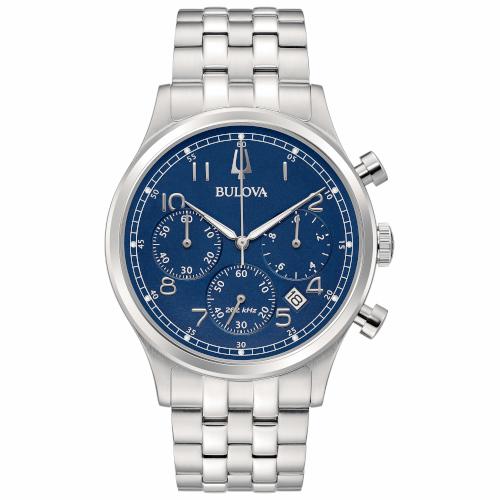 Orologio - Bulova Cronografo Precisionist 96B358 Acciaio Blu.jpg
