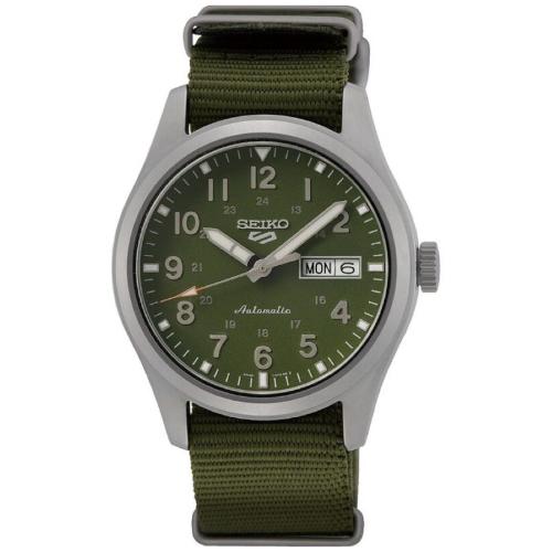 orologio seiko 5 sports military srpg33k1